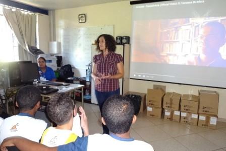 A coordenadora do Museu Casa Alphonsus de Guimaraens – SEC,Ana Cláudia Rôla Santos, a convite da professora de Filosofia, Carla […]