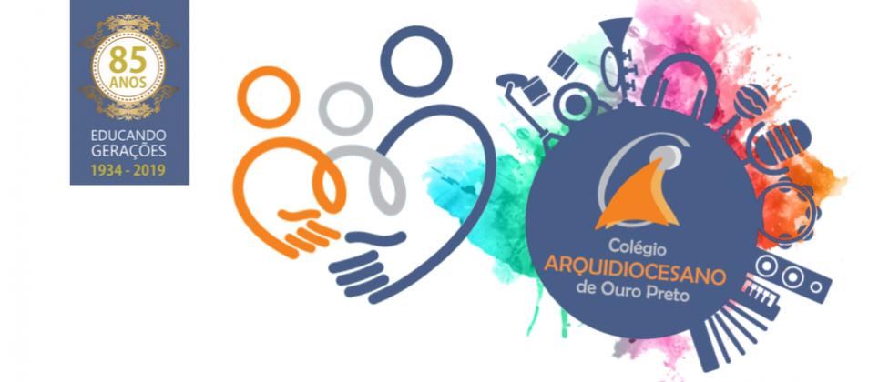 Neste ano, o Colégio Arquidiocesano de Ouro Preto celebra 85 Anos dedicados à Educação. Como sempre, as atividades propostas nesta Instituição são para edificar a História, preservar a Tradição e […]